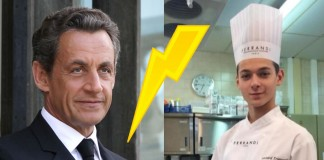 Anniversaire Nicolas Sarkozy Louis Trierweiler