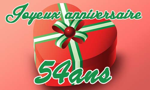 carte anniversaire amour 54 ans virtuelle gratuite imprimer page 3 de 3. Black Bedroom Furniture Sets. Home Design Ideas