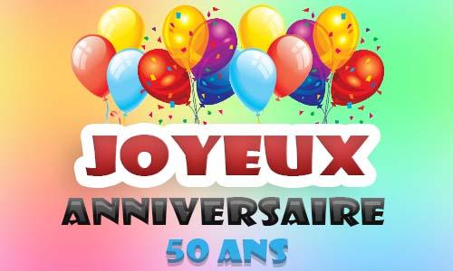 Carte Anniversaire Humour 50 Ans Gateau Drole