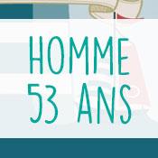 Carte anniversaire homme 53 ans