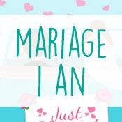 Carte anniversaire mariage 1 an