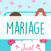 carte anniversaire mariage