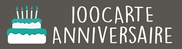 Logo 100-carte-anniversaire.fr