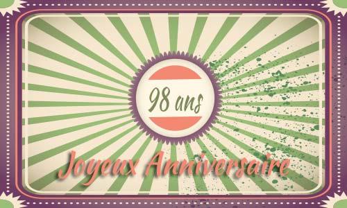 carte-anniversaire-humour-98-ans-retro-poster.jpg