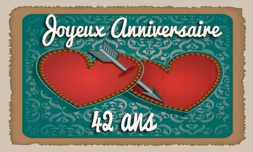 carte-anniversaire-mariage-42-ans-coeur-fleche.jpg