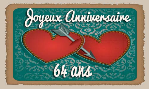 carte-anniversaire-mariage-64-ans-coeur-fleche.jpg